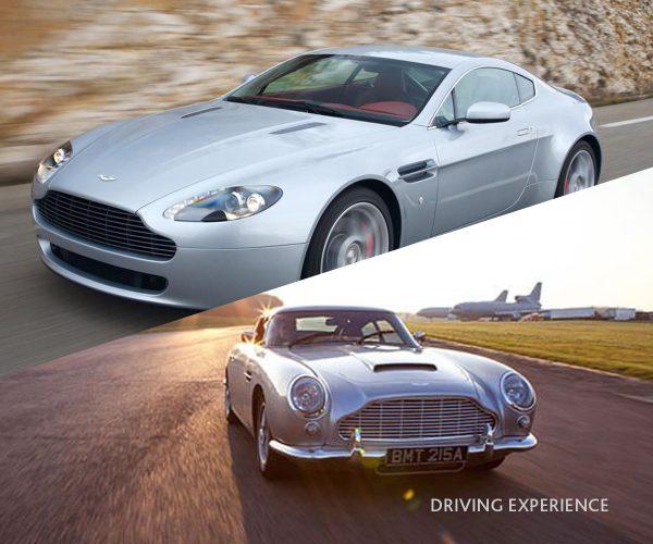 Aston Martin SA Experience