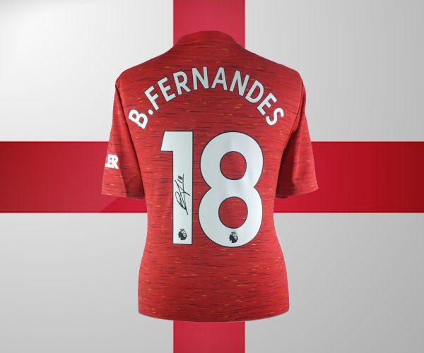 Bruno Fernandes Jersey