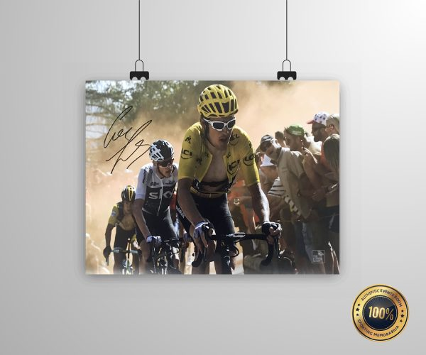 Geraint Thomas - Print Only