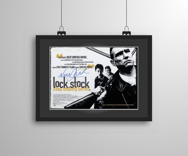 Vinnie Jones LS&TSB Poster