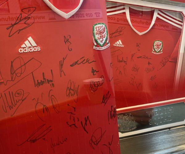Wales EURO 2016 Jersey