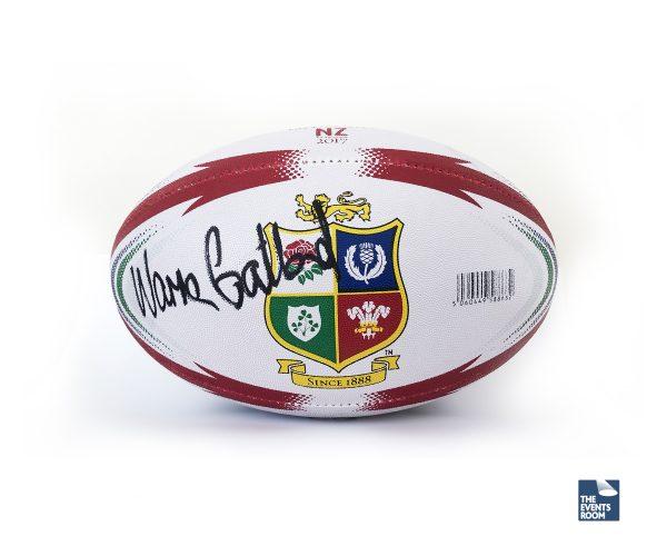 Warren Gatland Lions Ball _logo